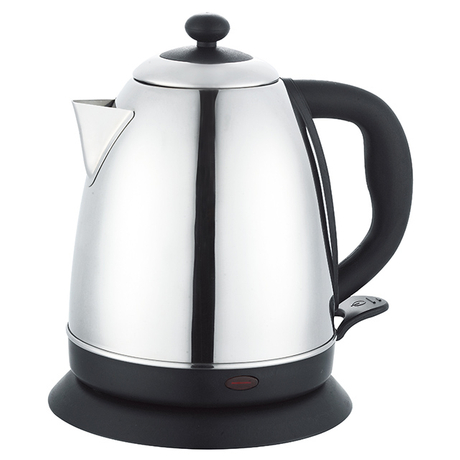 Electric Kettle 1.5L Stainless Steel Water Kettle Cordless Electric Teapot
