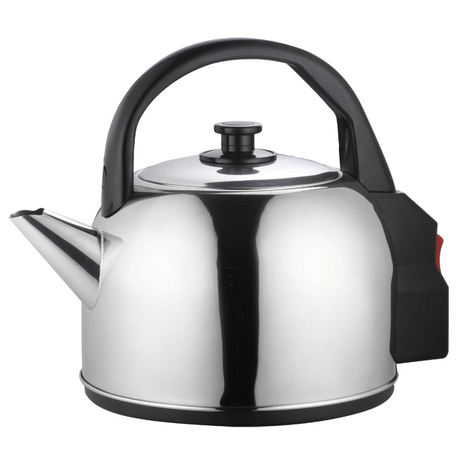 Electric Kettle 4.3L Stainless Steel Water Kettle Cordless Electric Teapot