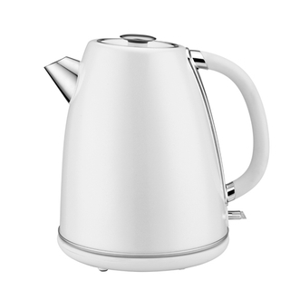 Electric Kettle 1.7L Stainless Steel Water Kettle with LED Strip Illuminated