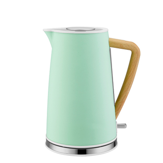 Electric Kettle 1.7L Stainless Steel Water Kettle Nordic Style Water Boiler with Rubber Painting