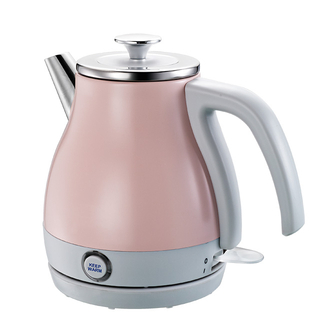 Electric Kettle 1.0L Water Kettle for Coffee & Tea Stainless Steel Tea Kettle with Keep Warm Function